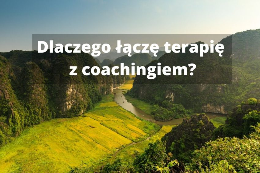 Terapia i coaching