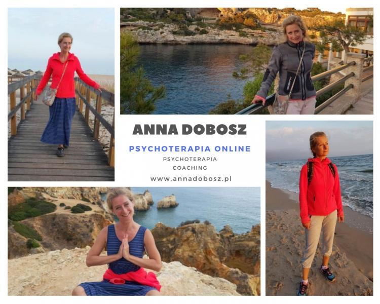 Anna Dobosz dobry psychoterapeuta online