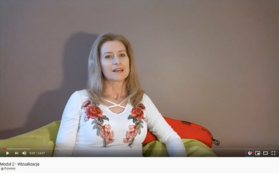 Anna Dobosz - kurs relaksacji