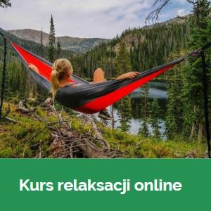 Kurs relaksacji online