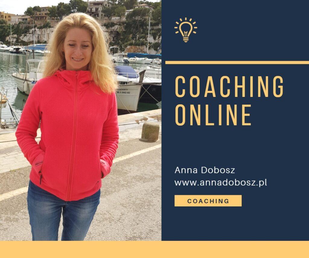 Anna Dobosz - coaching online