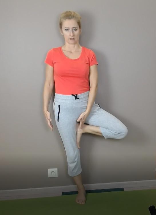 ćwiczenie jogi